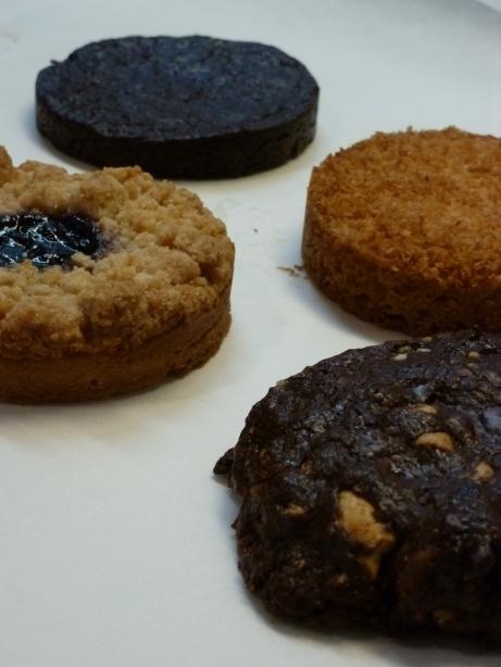Burre & Sel's Amazing Cookies