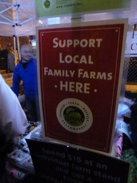 Support Local Family Farms Here