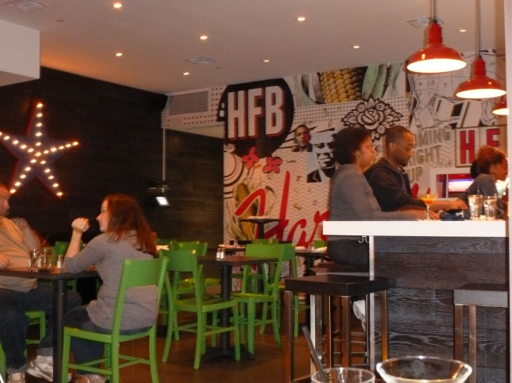 Dining Room @ Harlem Food Bar
