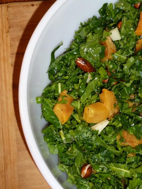 Northern Spy Food Company Kale Salad Knock Off