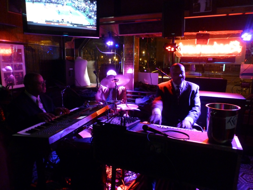 Live Jazz at Lenox Lounge