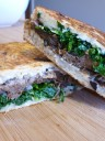 Braised Short Rib Panini