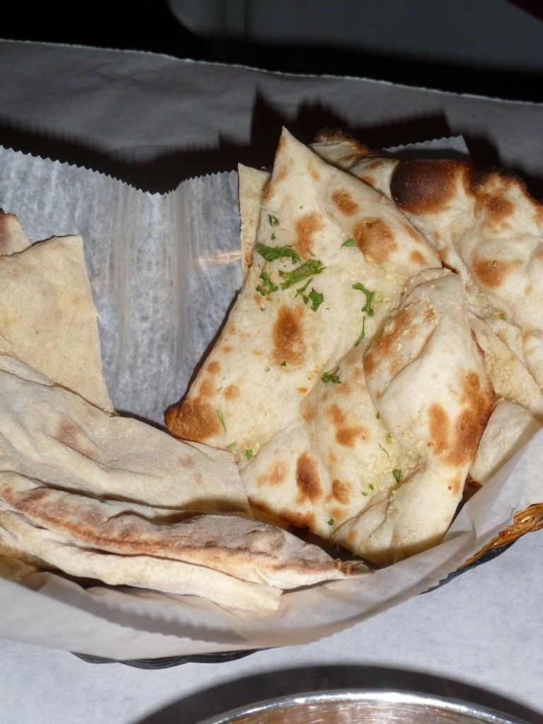 Polash Roti and Naan