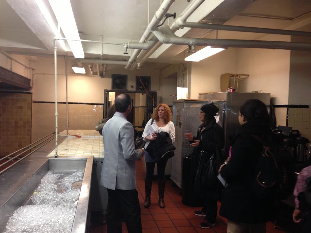 Columbia-Union Kitchen Incubator Space