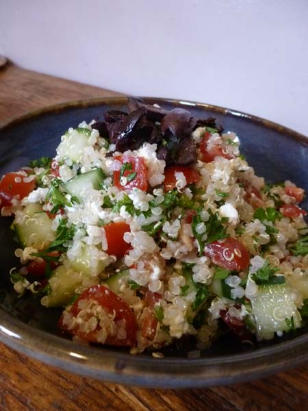 Quinoa Tabouli 2