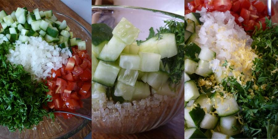 Taboui Mix Ingredients