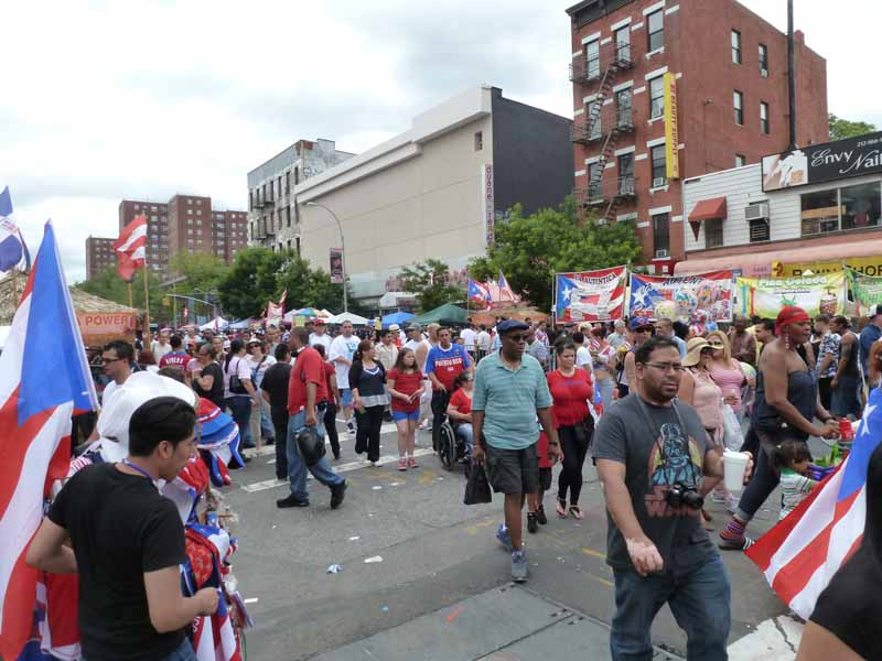 Puerto Rican Festival at E 116th & 3rd