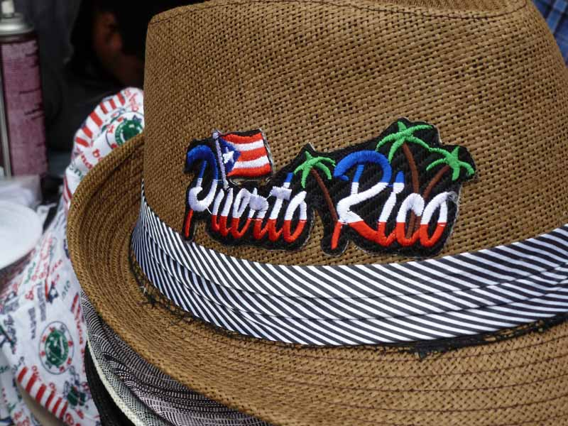 Puerto RIcan Pride Hat
