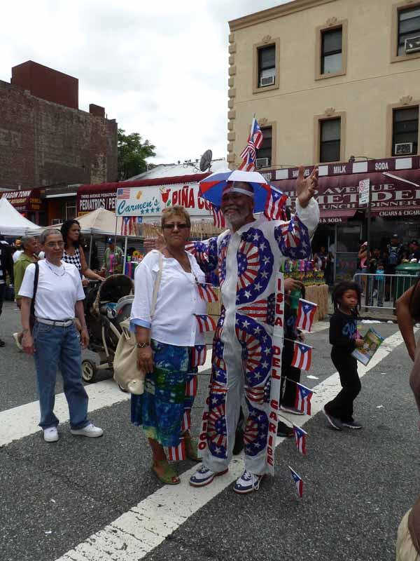 Big Puerto Rican Pride
