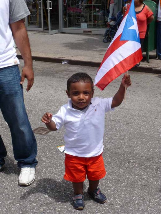 Little Puerto Rican Pride