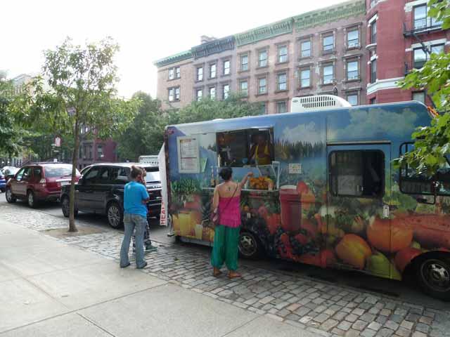 Brooklyn Organic Coffee & Tea Truck