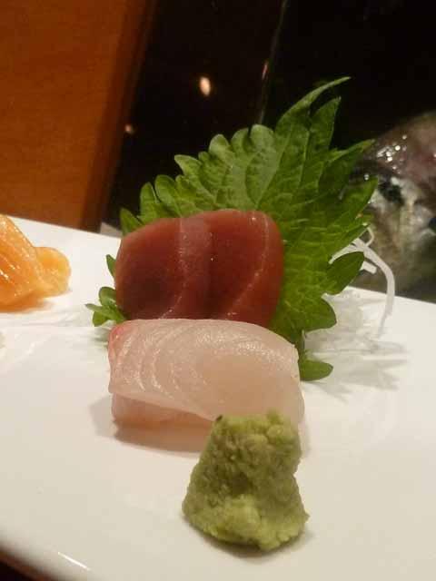 Chef's Special Sushi (Sashmi Style) at Sushi Dojo