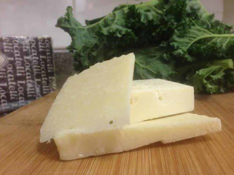 romano & asiago cheese