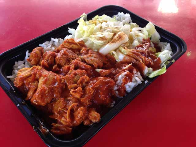 Chicken Tikka Masala from Desai Truck
