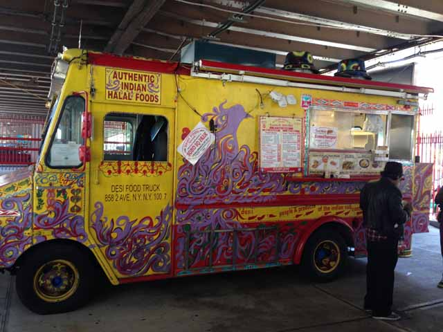 Desi Food Truck